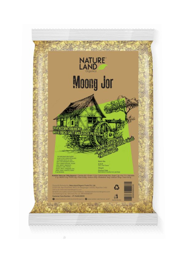 Moong Jor (Flakes) 150 Gm