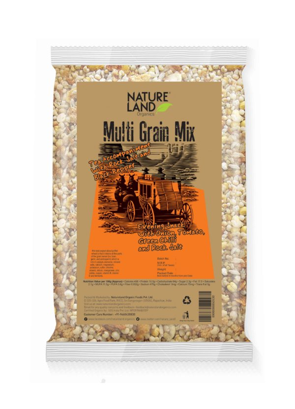 Roasted Multi Grains Mix 150 Gm